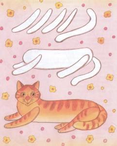 сдобная кошка лиза